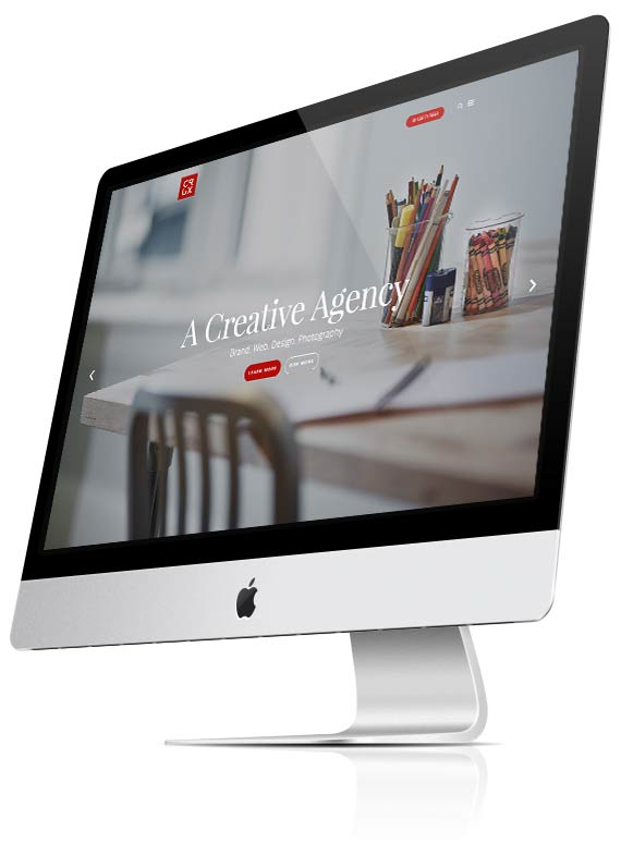 Henley Camland Branding and Website Design By Crux Design Agency, Hampshire